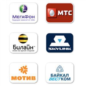 Операторы сотовой связи Ирбита
