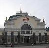 Железнодорожные вокзалы в Ирбите
