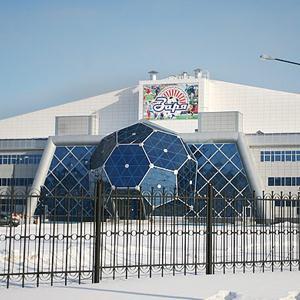 Спортивные комплексы Ирбита