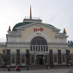 Железнодорожные вокзалы Ирбита